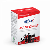 Etixx ManPower - 60 tabs